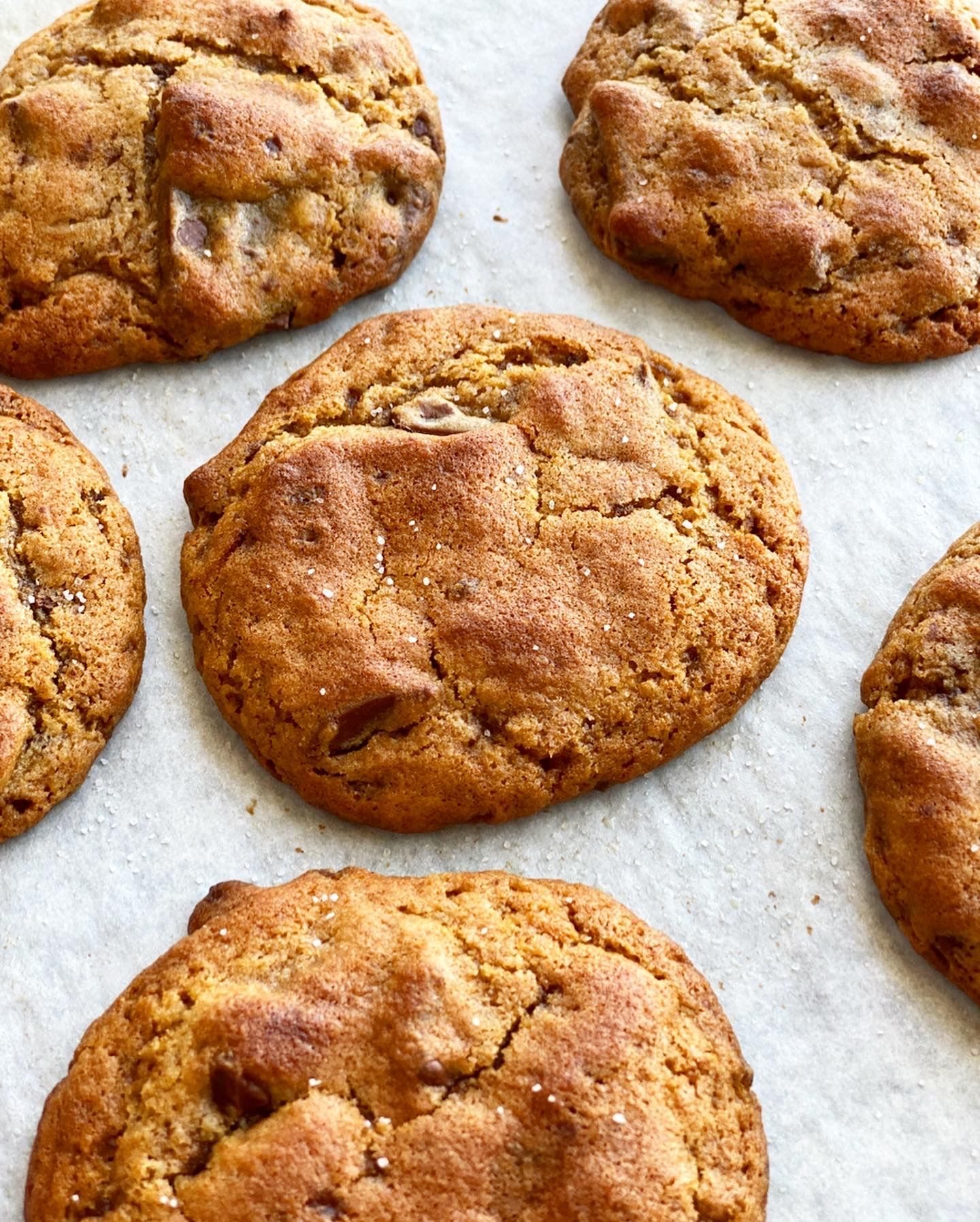 Brown Butter Miso Chocolate Chip Cookie Recipe